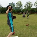 2014年6月1日(日)、日帰り修養会。松都(ソンド)子ども公園。結構真剣。
