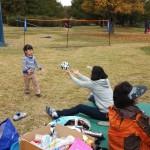 2014年10月26日(日)、日帰り修養会。一山(イルサン)湖水公園。こちらはのんびりと。
